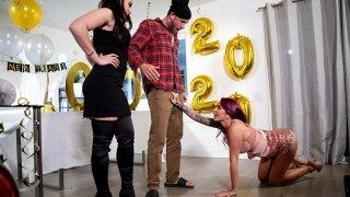 Brazzers – Countdown To Cock, Monique Alexander, Scott Nails