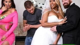 Bridgette B, Moriah Mills – Moriahs Wedding Shower (2019 Brazzers RealWifeStories SD)
