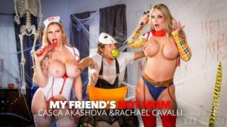 [MyFriendsHotMom.com | NaughtyAmerica.com] MILFS IN COSTUME CASCA AKASHOVA & RACHAEL CAVALLI NEED SOME DICK AFTER A …